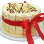 Torta Chocolate Garoto